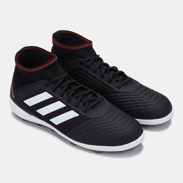 78fd4cf69d88d Shop Black adidas Predator Tango 18.3 Turf Ground Football Shoe for ...