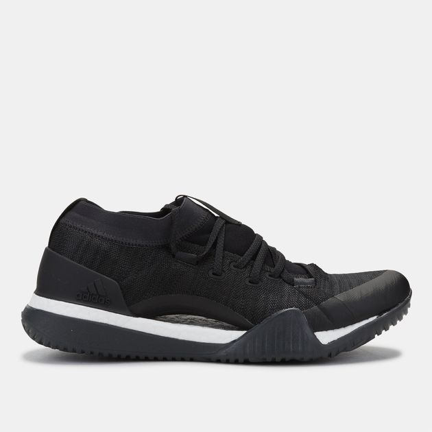 Shop Black adidas Pureboost X TR 3.0 Shoe for Womens by adidas  640107607b9f