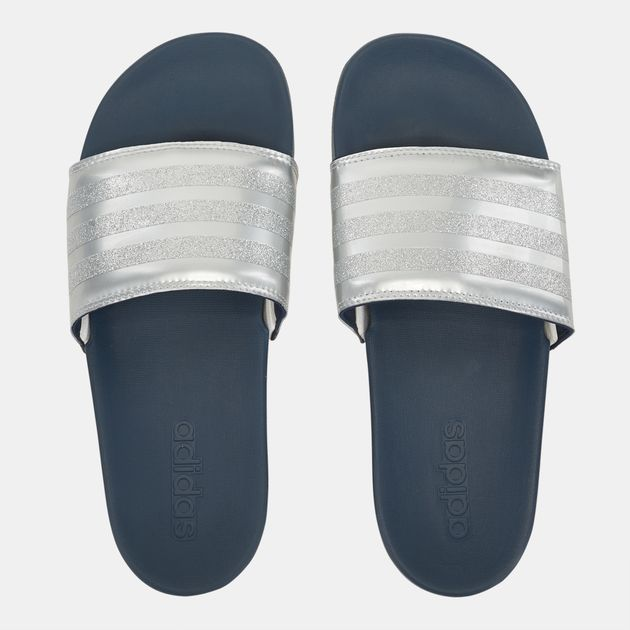 official photos ff5bb 1b95d adidas Adilette Cloudfoam Plus Explorer Slides, 1113980
