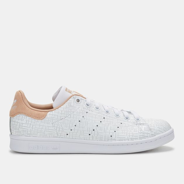 meilleur service e5cf6 204ad Shop White Shop White adidas Originals Stan Smith exclusive ...