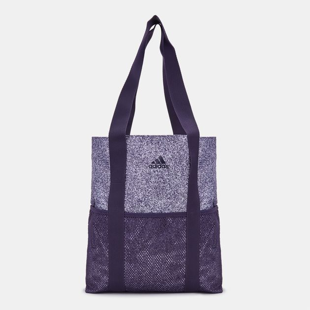 b1df4ca8aaa Shop Purple adidas Core Graphic Shopper Bag for Womens by adidas | SSS