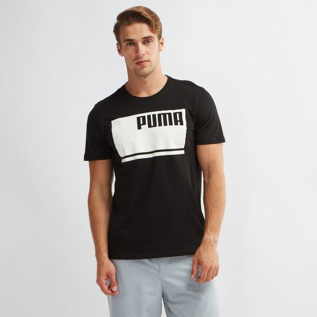 a3116e656898 PUMA Summer Rebel Printed T-Shirt
