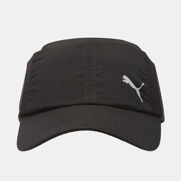 PUMA Performance Running Cap - Black