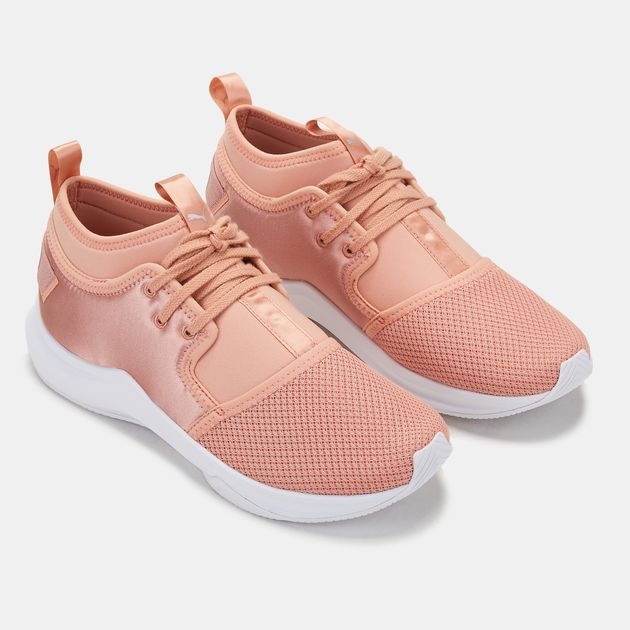 16cae2512b5f PUMA EN Pointe Phenom Low Satin Training Shoe