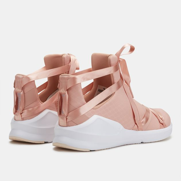 af8740516a PUMA Fierce Rope Satin En Pointe Shoe | Sneakers | Shoes | Women's ...