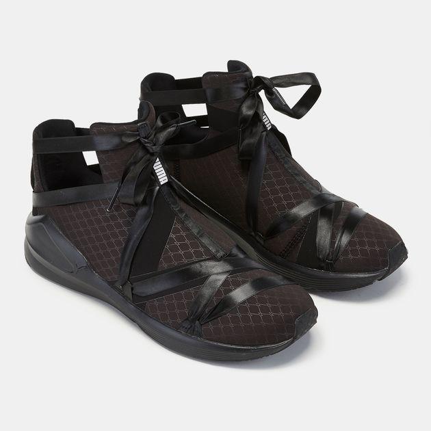 748d57e7f0 PUMA Fierce Rope Satin En Pointe Shoe | Running Shoes | Shoes ...