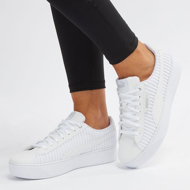 promo code 4fe55 b18d8 PUMA Vikky Platform EP Q2 Shoe | Sports Shoes | Shoes ...