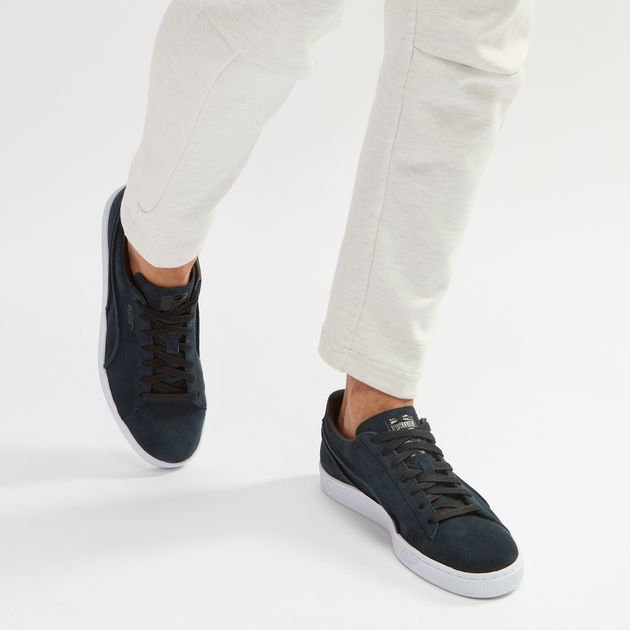 Exposed Shoe Puma Men's Sneakers Suede Seams Classic Shoes vPOxnaTqO