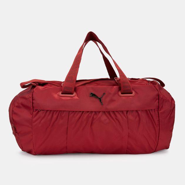 2ec3d3bdd5 PUMA AT Sports Duffle Bag - Multi