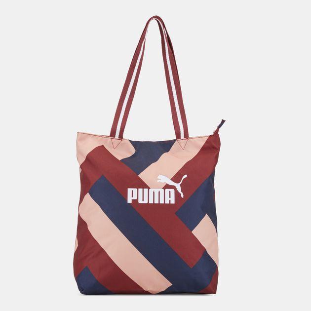eb5fb8a7b0 PUMA Core Shopper Bag - Pink