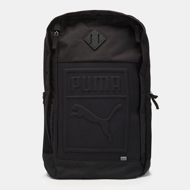 PUMA S Backpack - Black