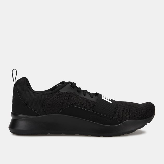 7aad318bfc16 PUMA Men s Wired Shoe - Black