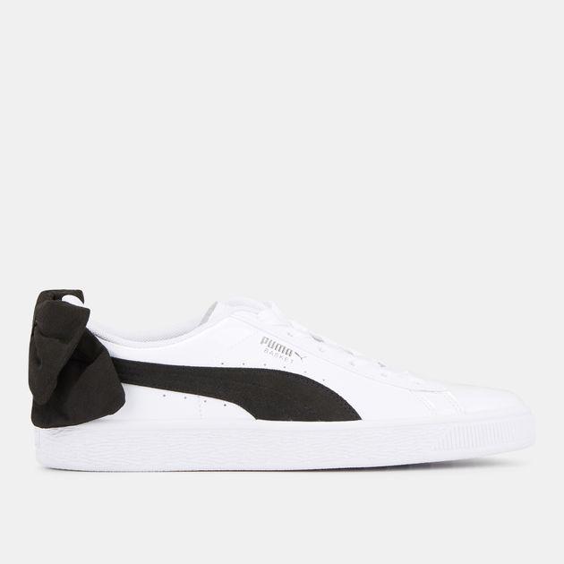 outlet store e6689 54516 Puma Basket Bow Shoe | Sneakers | Shoes | Women'S Sale ...