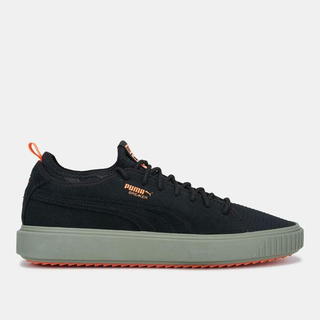 Shop Black PUMA Breaker Mesh FoF Shoe  055edeba6