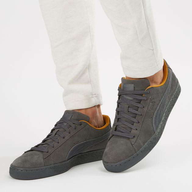 the latest 11216 bae85 Shop Puma Suede Classic Tonal Nu Skool Shoe Pm36742404 ...