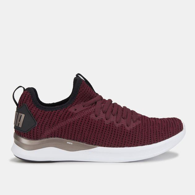 5b90b776a9 PUMA Ignite Flash Luxe Shoe | Running Shoes | Shoes | Women's Sale ...