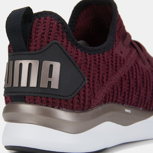 sale retailer 1aff6 92973 Puma Ignite Flash Luxe Shoe | Sports Shoes | Shoes | Womens ...