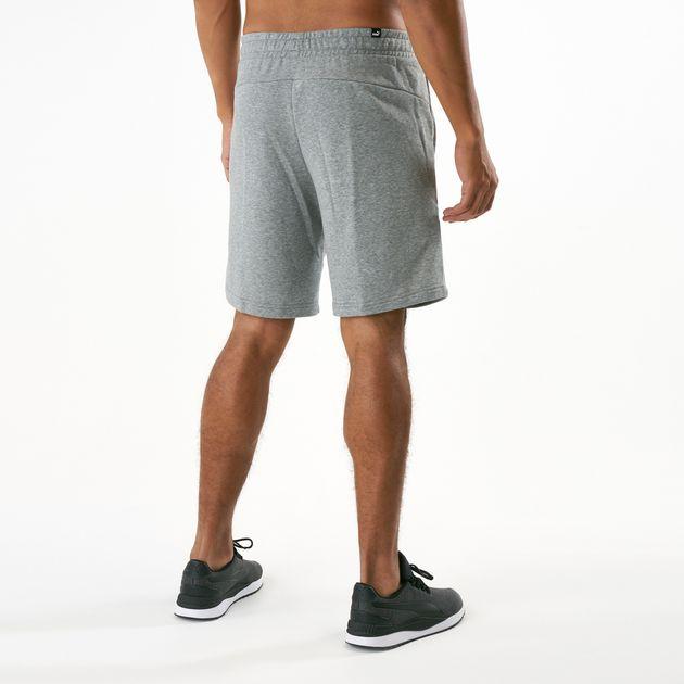 1f33fa9b95 PUMA Men's Essential Sweat Bermudas 10 Inch Shorts