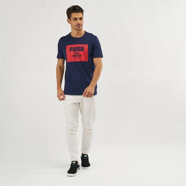 f5b548d44a39 PUMA Rebel Block Basic T-Shirt