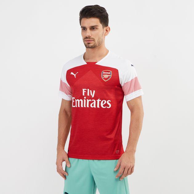 c67f3183303 PUMA Arsenal FC Home Replica Jersey - 2018