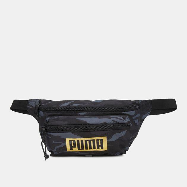 bfc239e58a PUMA Deck Waist Bag - Black