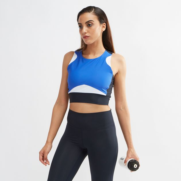 01eb0e3d0b adidas Wanderlust Yoga Crop Top | Cropped | Tops | Clothing ...