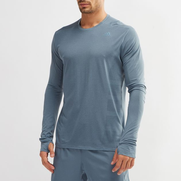 2dc7326e182b4 adidas Supernova Long-Sleeve Tee