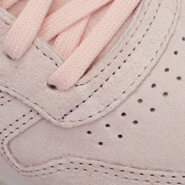 385feac91b8 Shop Pink Reebok Classic Leather Shimmer Shoe for Womens by Reebok