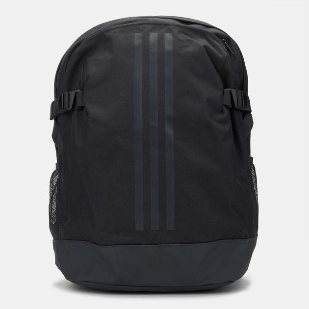 adidas 3-Stripes Power Backpack - Grey d2869b602a3f9