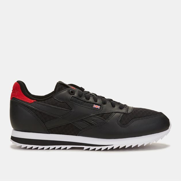 Shop Black Reebok Classic Leather HC Shoe for Mens by Reebok  06823c402
