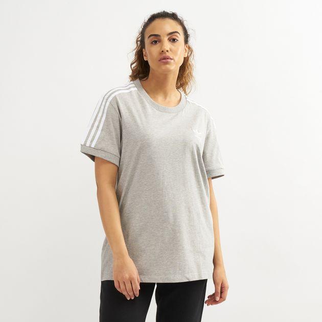 a5bd5f312b85e adidas Originals Women's 3-Stripes T-Shirt | T-Shirts | Tops ...