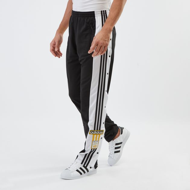 new arrive wholesale price quality products Black adidas Originals adibreak Track Pants | Track Pants ...