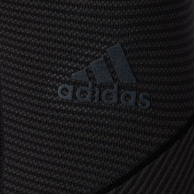 47f2e61bfea Shop Grey adidas Ultra Primeknit Running Leggings for Womens by ...