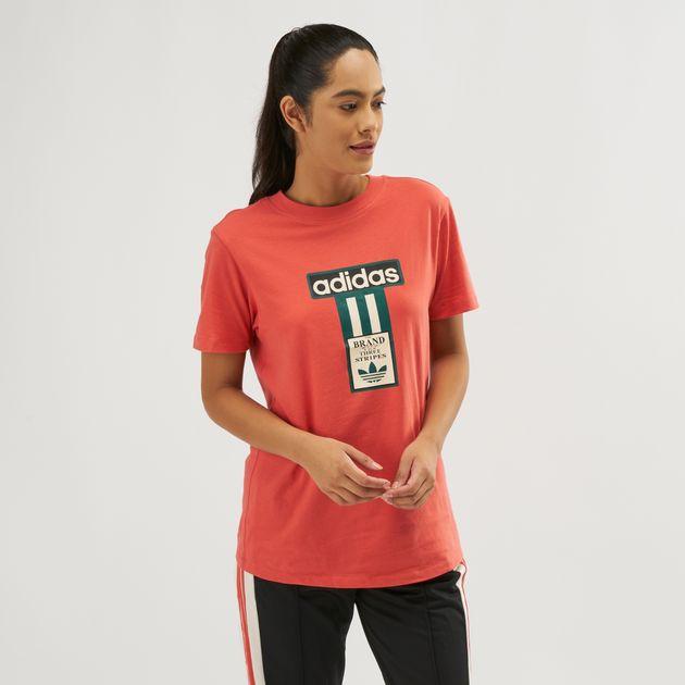 032d80f02ba adidas Originals Adibreak Logo T-Shirt | T-Shirts | Tops | Clothing ...