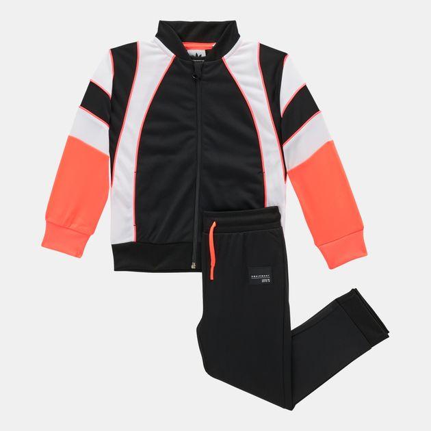 premium selection 7e033 4cdbe adidas Originals Kids' EQT Tracksuit (Infant)   Tracksuits ...