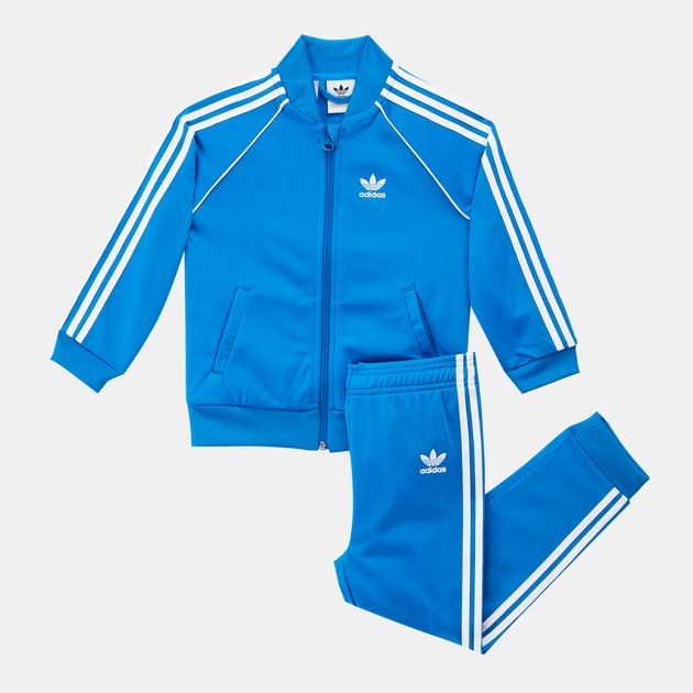 c7f2b220b61 Shop Adidas Originals Kids Trefoil Sst Tracksuit Add96058 | Riyadh ...