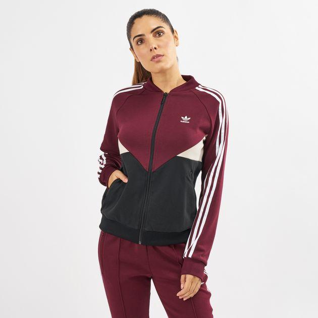 a254618fd984 adidas Originals CLRDO SST Track Jacket