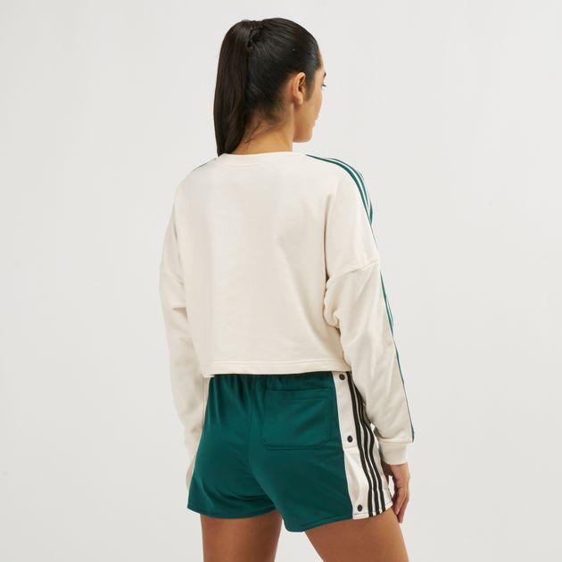 959b54f7aea6 adidas Originals Adibreak Cropped Sweatshirt