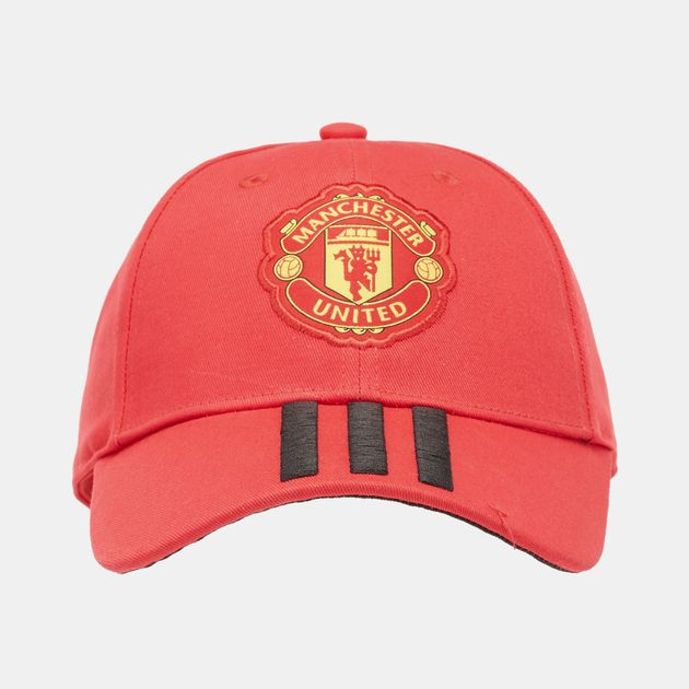 48b0349cf02c25 adidas Manchester United FC Cap | Caps | Caps and Hats | Accessories ...