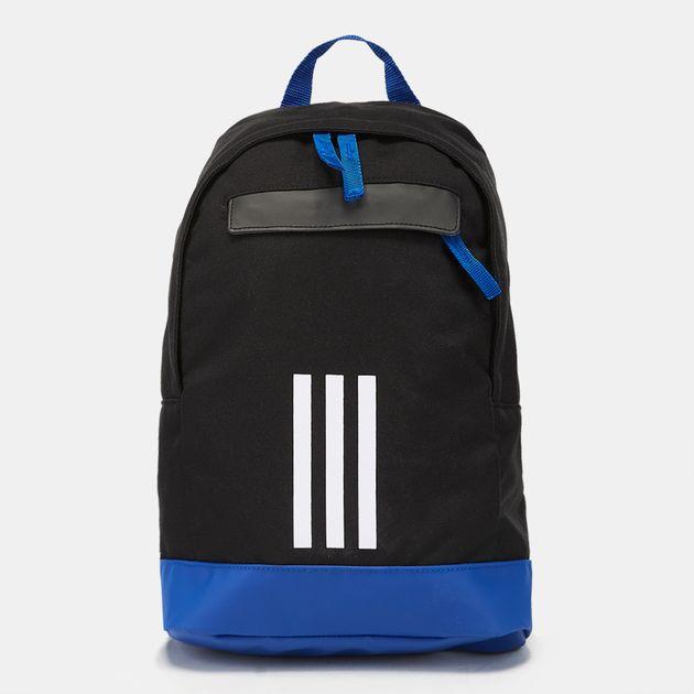 best loved 278ef 6c370 adidas Kids  Classic 3-Stripes XS Backpack - Black, 1187180