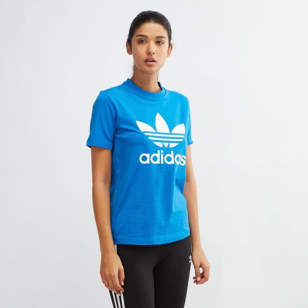 timeless design a37d3 6292b adidas Originals adicolor Trefoil T-Shirt, 1177686