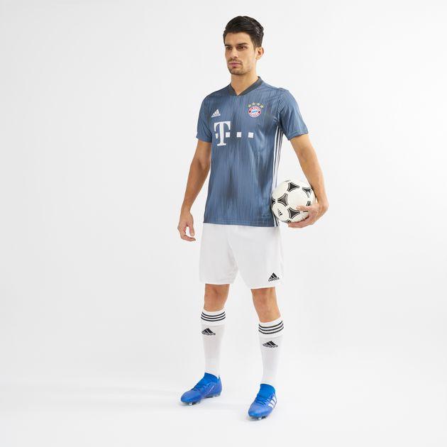new styles 2a8c1 86d78 adidas FC Bayern Munich 3rd Football Jersey 2018-2019 ...