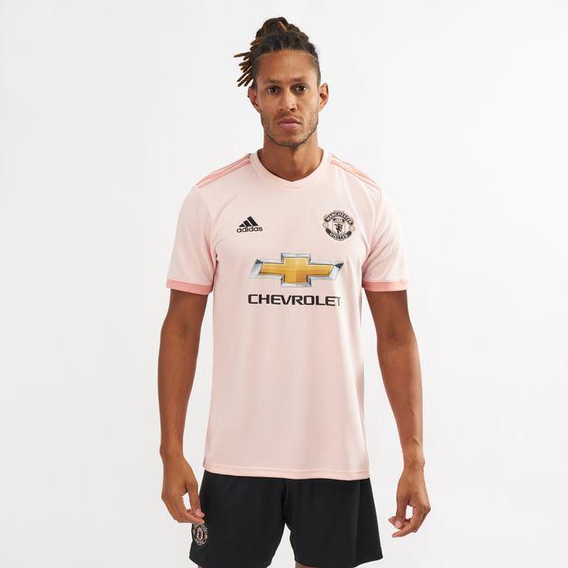 new concept 9f8fa 2bebf adidas Manchester United Away Football Jersey 2018/19 ...