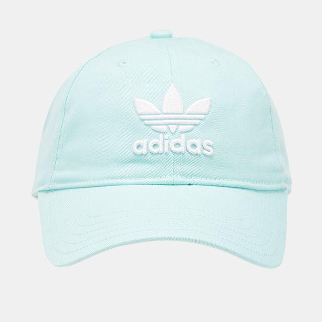 3a6fb92e Shop adidas Originals Trefoil Cap, Caps, Caps & Hats, Accessories ...