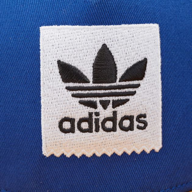 c9df8e5cf86 adidas Two-tone Trefoil Snapback Hat
