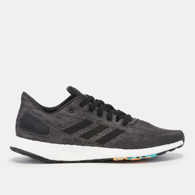 8e0234724 Shop Black adidas Pureboost DPR Shoe