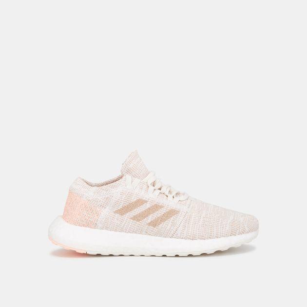 39275e9f3b387 Shop Adidas Kids Pureboost Go Shoe Adb42328