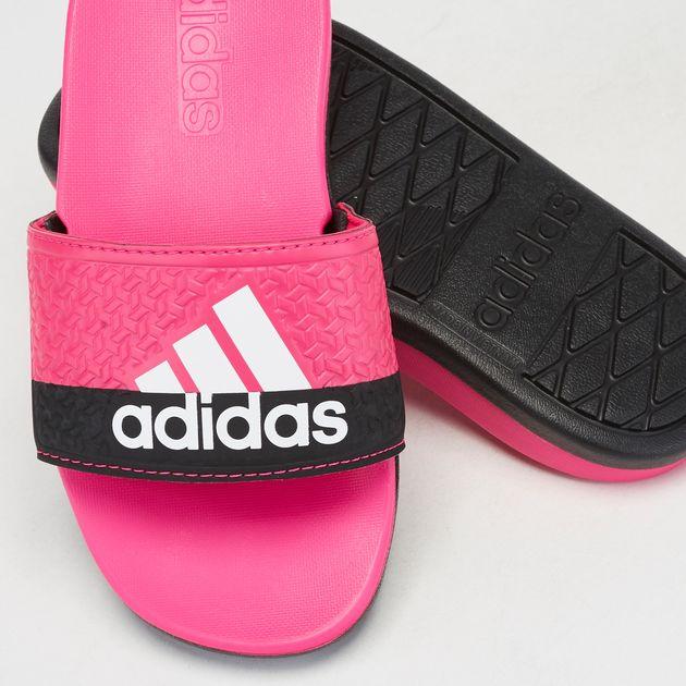 fb0a7fb24848 adidas Kids  Adilette Cloudfoam Plus Slides