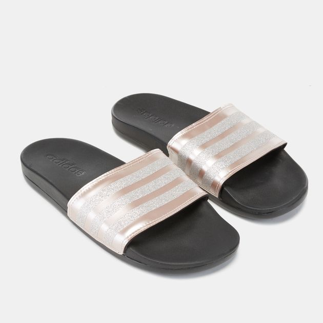 purchase cheap 7d30f e00e8 adidas Adilette Cloudfoam Plus Explorer Slides, 1237357