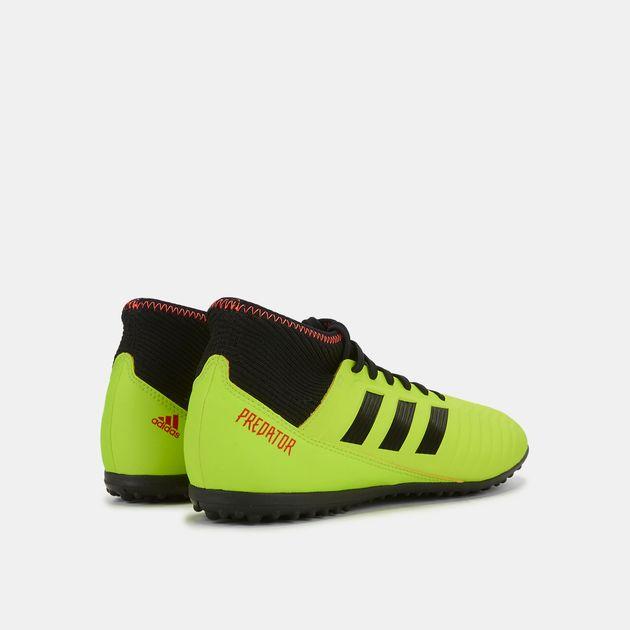 b8be7de6f adidas Kids' Energy Mode Predator Tango 18.3 Turf Ground Football Shoe,  1167309